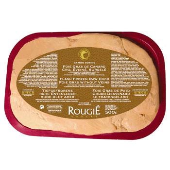 rougie Deveined Duck Foie Gras