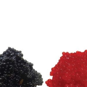 Red and Black Lumpfish Caviar