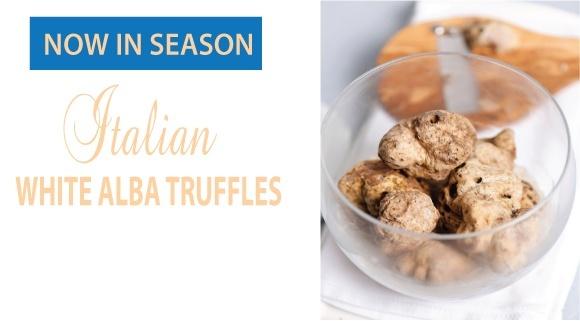 Fresh Truffles Now In