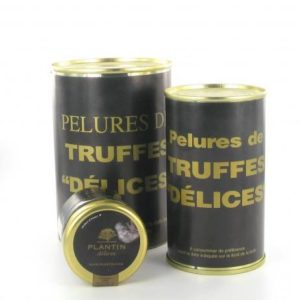 plantin truffle peelings