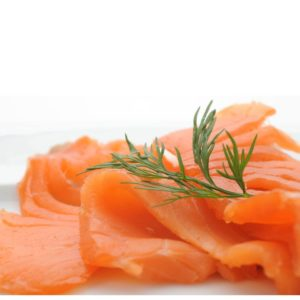 Scottish Smoked Salmon Fillet $8.80 / 4 Ounces