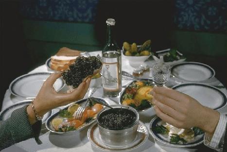 Caviar & Vodka Image