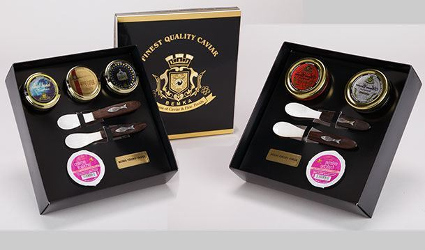 NEW GOURMET GIFT BOX COLLECTION