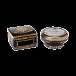 paddlefish caviar in luxury box