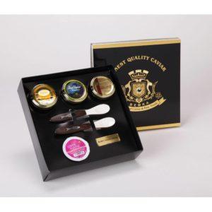 prestige caviar triad