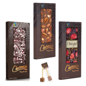 chocolate bundle treats