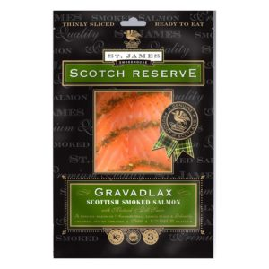 gravadlax scottish smoked salmon