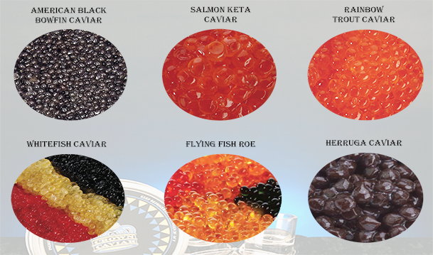 Fish Roe Selection