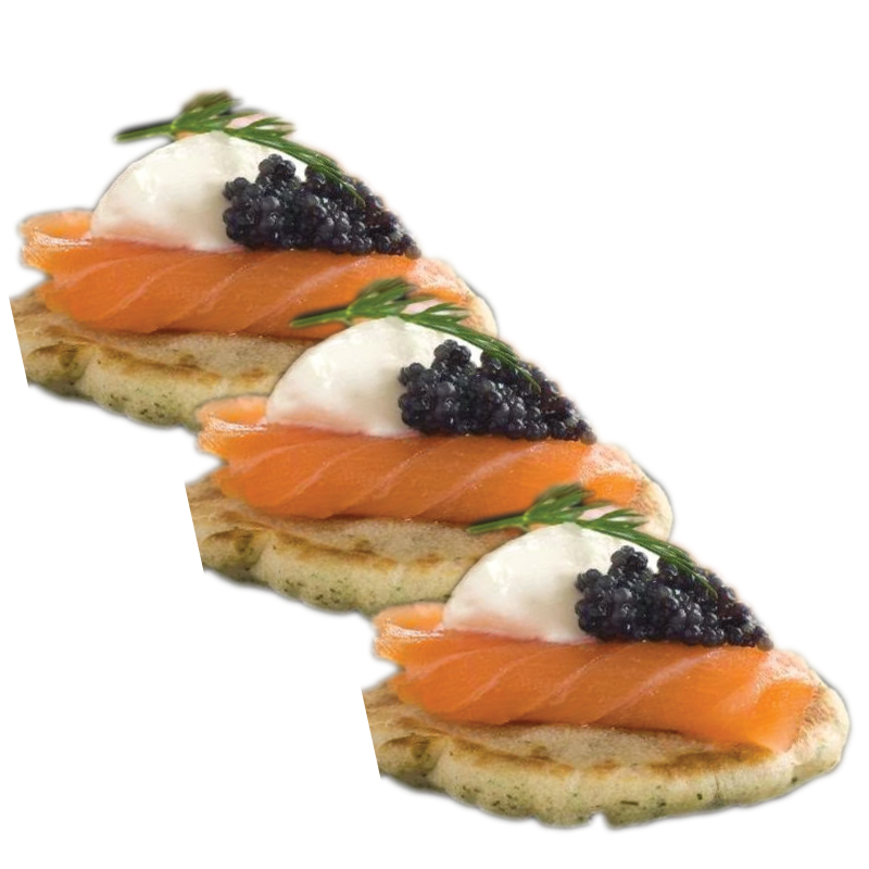 caviar-topped-smoked-salmon-3