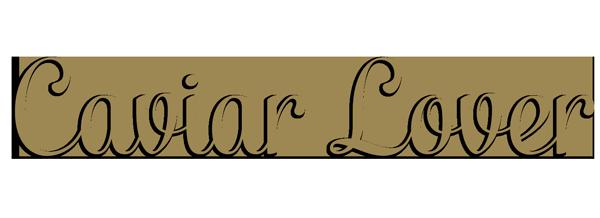 Caviar Lover Logo