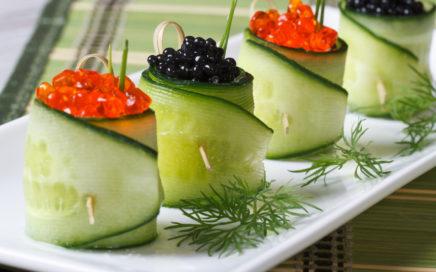 Best Caviar Recipes