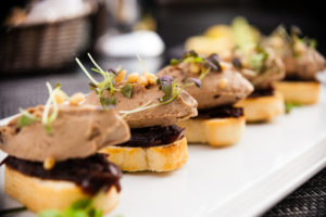 how to eat foie gras