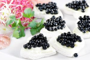 Black Caviar Recipes