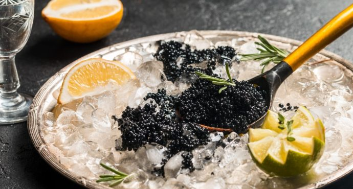 Caviar Health Benefits