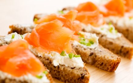 How to Serve Smoked Salmon