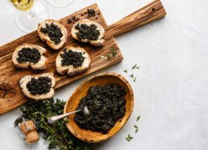 Osetra Caviar taste