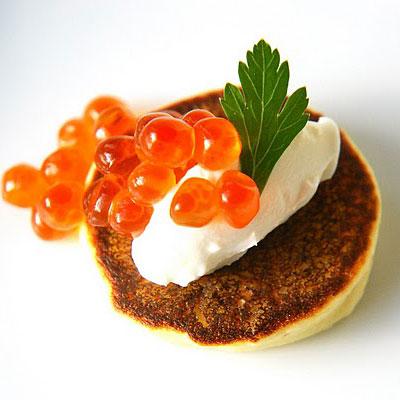 BLINIS - Caviar Lover