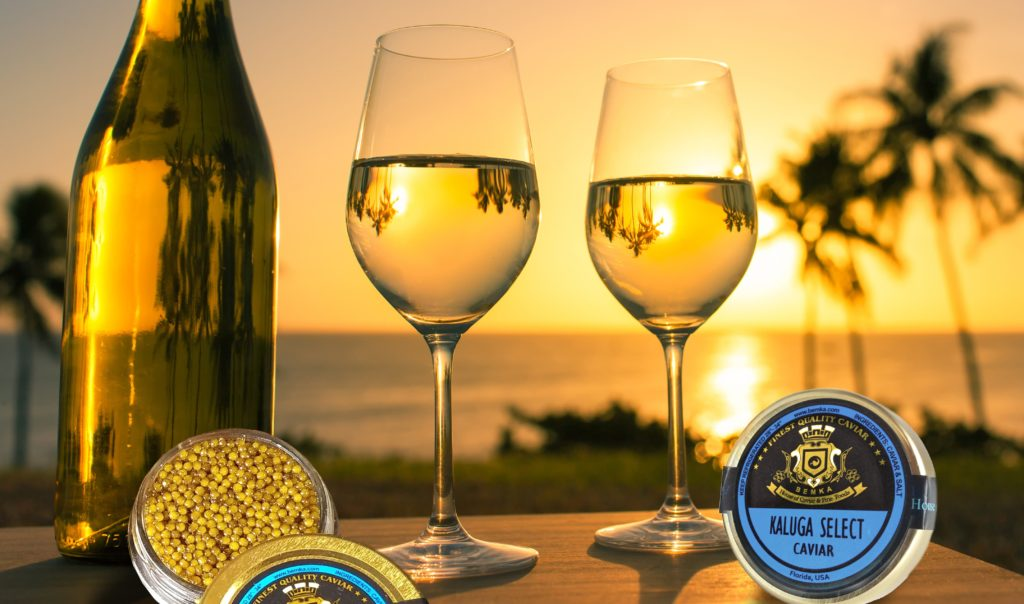 Luxurious and different gifts for a special date kaluga - Caviar Lover
