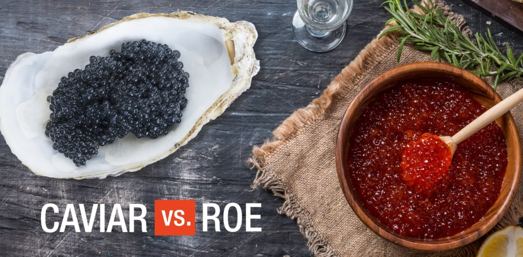 Did you know that caviar is different from fish roe COVER - Caviar Lover