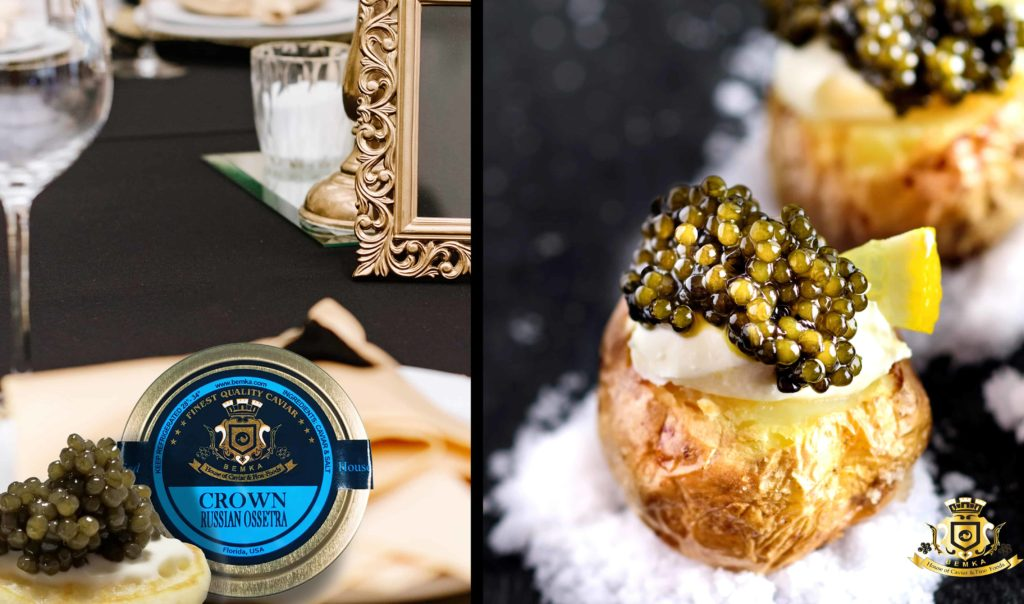 The ultimate guide about Osetra Caviar 3 - Caviar Lover