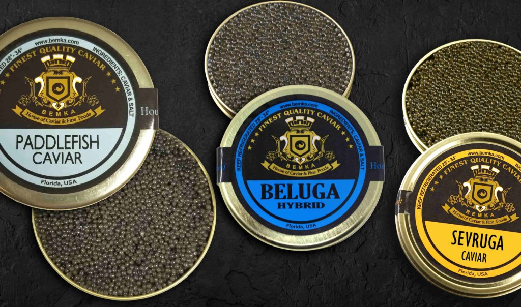 Understanding the role of color in caviar 1 - Caviar Lover
