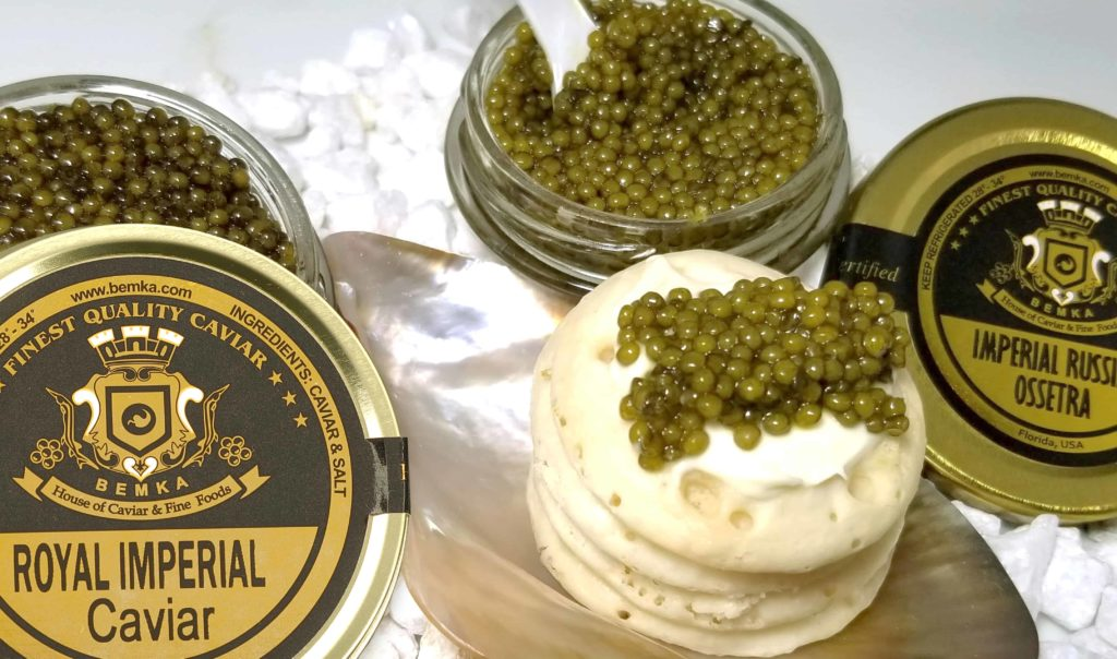 Understanding the role of color in caviar 2 - Caviar Lover