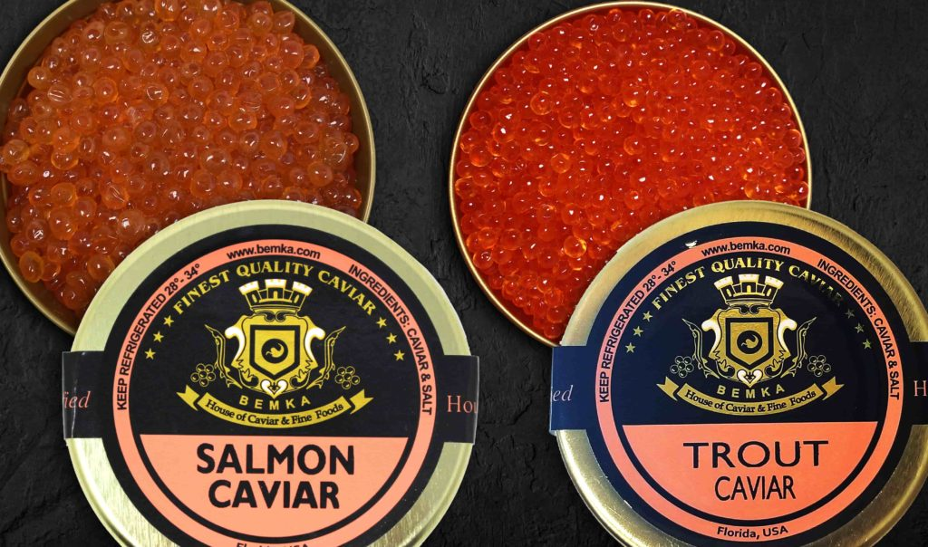 Understanding the role of color in caviar 3 - Caviar Lover