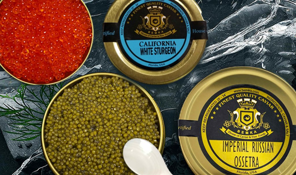 Understanding the role of color in caviar 4 - Caviar Lover
