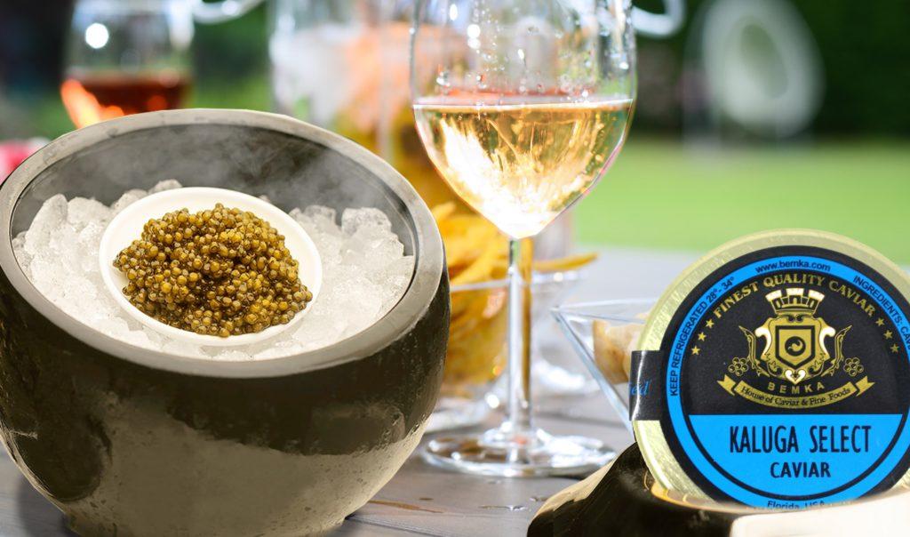 How to serve caviar 4 - Caviar Lover