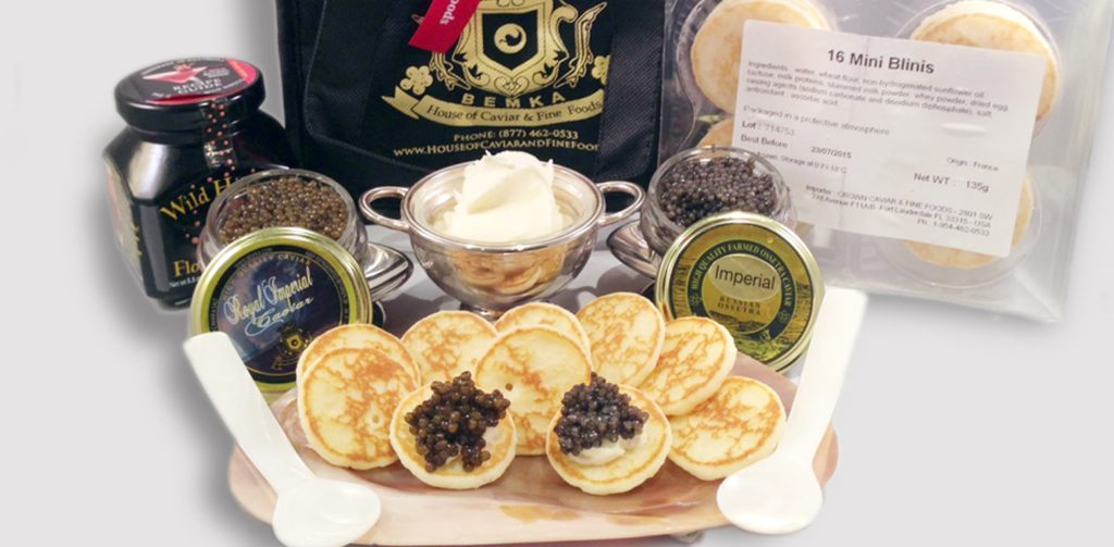 5 Christmas luxury gifts to surprise 1royal collection - Caviar Lover