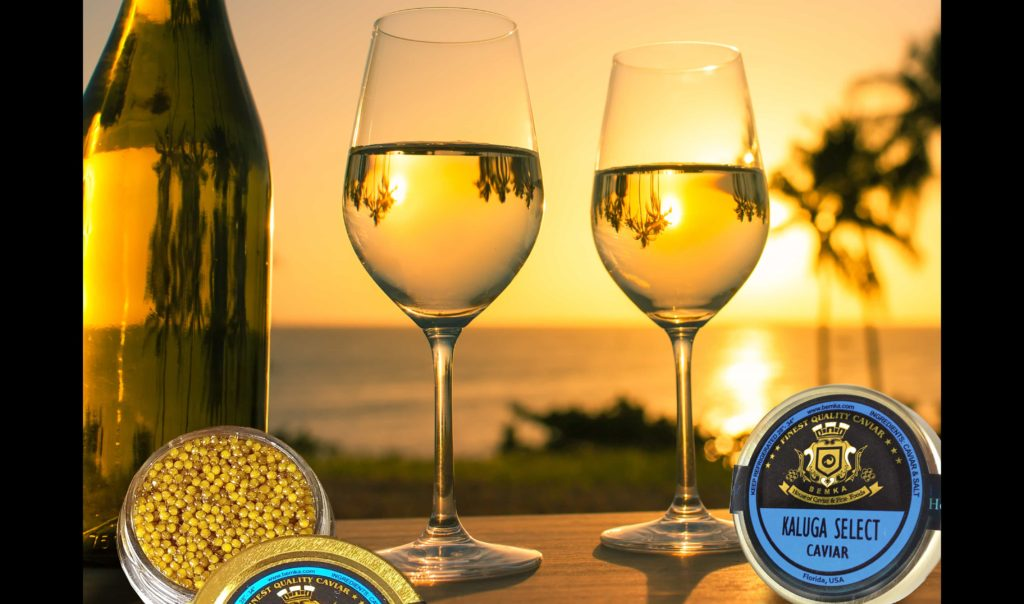 5 steps to eat caviar correctly 5 - Caviar Lover