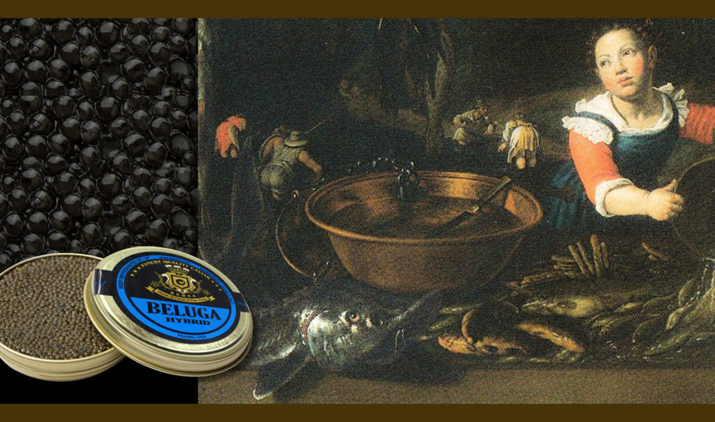 Beluga Caviar One of the most sophisticated 1 - Caviar Lover