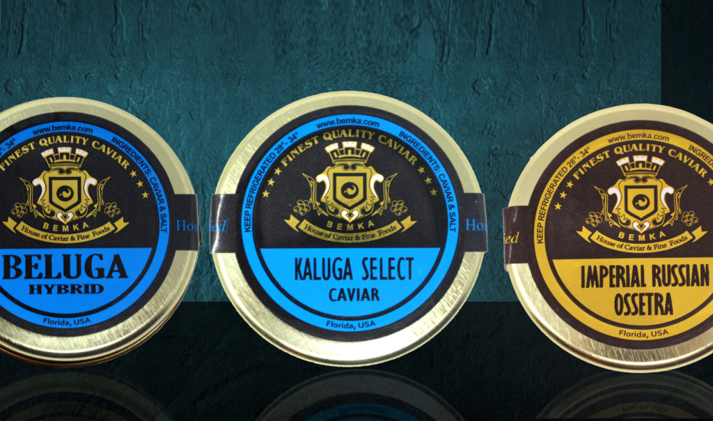 Beluga Caviar One of the most sophisticated 4 - Caviar Lover