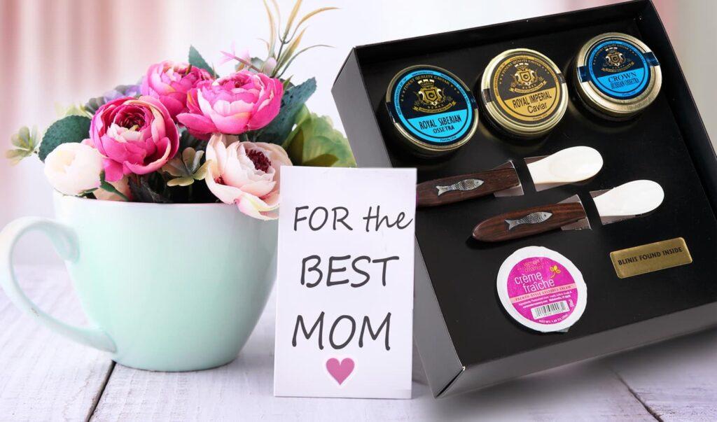 Caviar Gift Ideas for Moms Day 1 - Caviar Lover