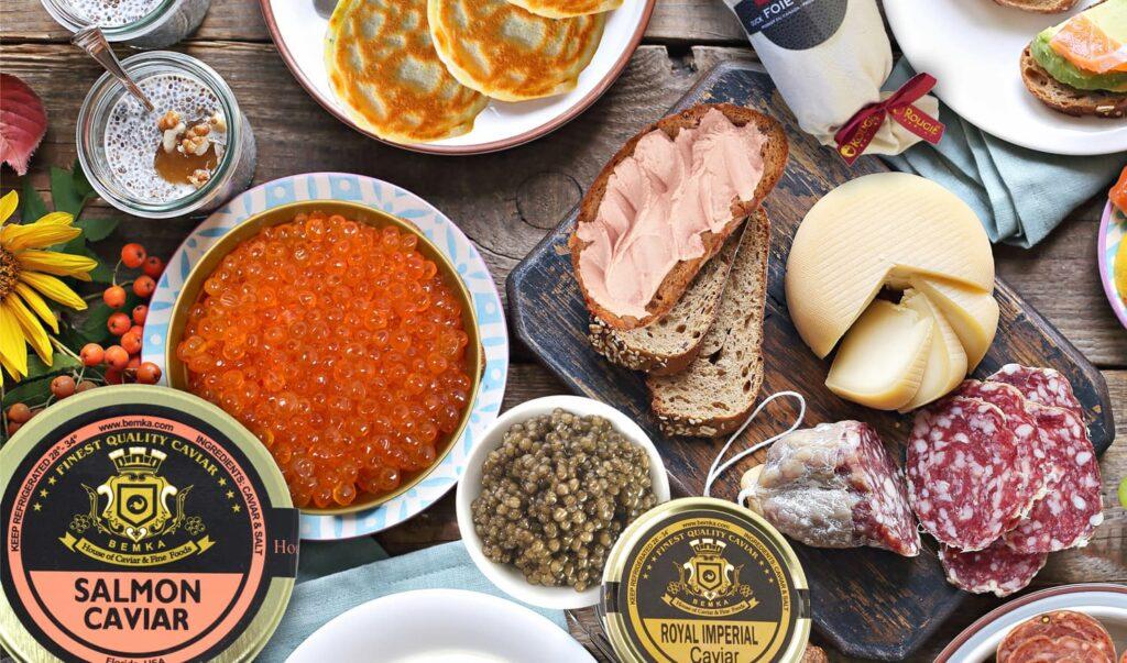 Caviar Gift Ideas for Moms Day 3 - Caviar Lover