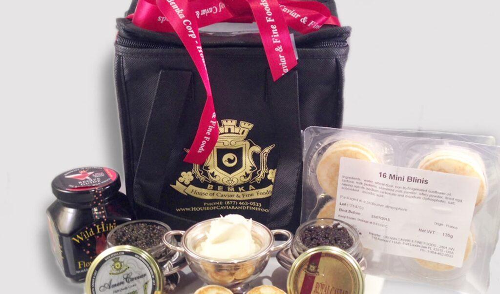 Caviar Gift Ideas for Moms Day 4 - Caviar Lover