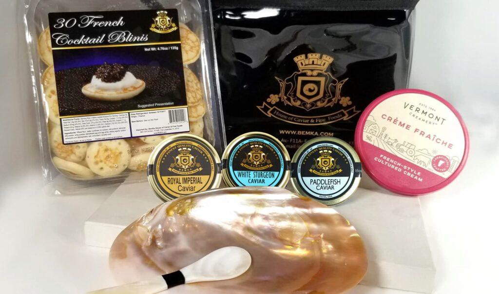 Caviar Gift Ideas for Moms Day 5 - Caviar Lover