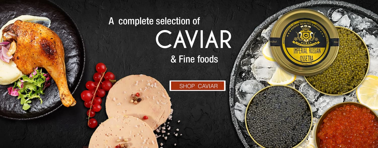 POULTRY CAVIARLOVER normal day new size - Caviar Lover