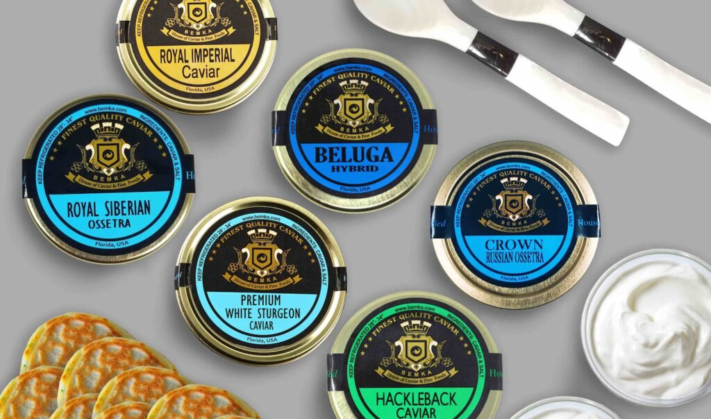 10 things you should know about Caviar 2 - Caviar Lover