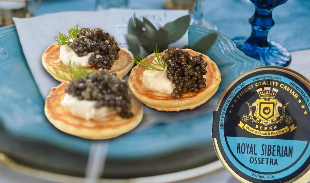 10 things you should know about Caviar 4 - Caviar Lover