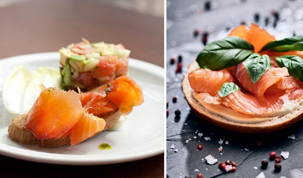5 things to do with Smoked Salmon 1 - Caviar Lover