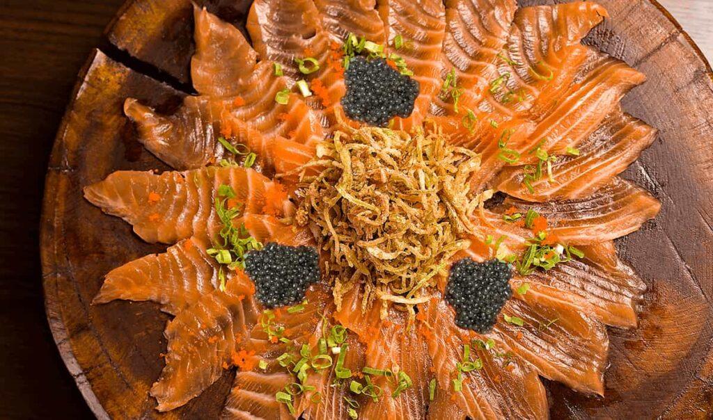 5 things to do with Smoked Salmon 2 - Caviar Lover
