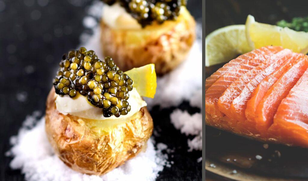 5 things to do with Smoked Salmon 3 - Caviar Lover