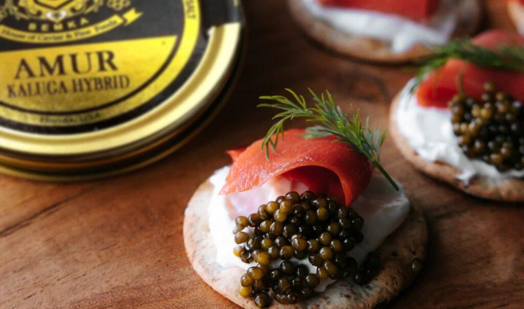 5 things to do with Smoked Salmon 5 - Caviar Lover