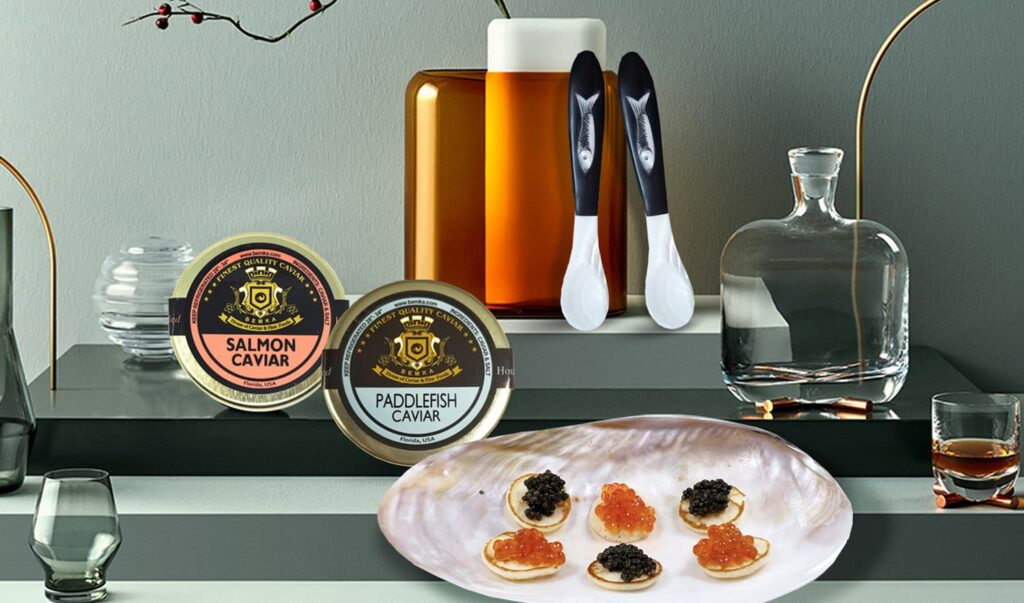 The most common types of Caviar 4 - Caviar Lover