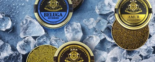 The most common types of Caviar COVER - Caviar Lover