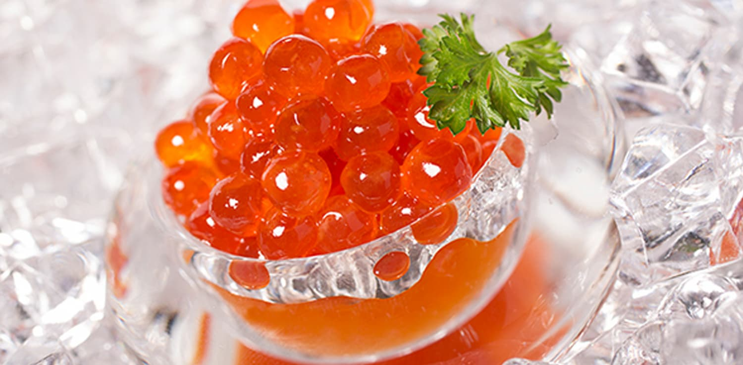 How to eat healthy with Salmon Roe COVER - Caviar Lover