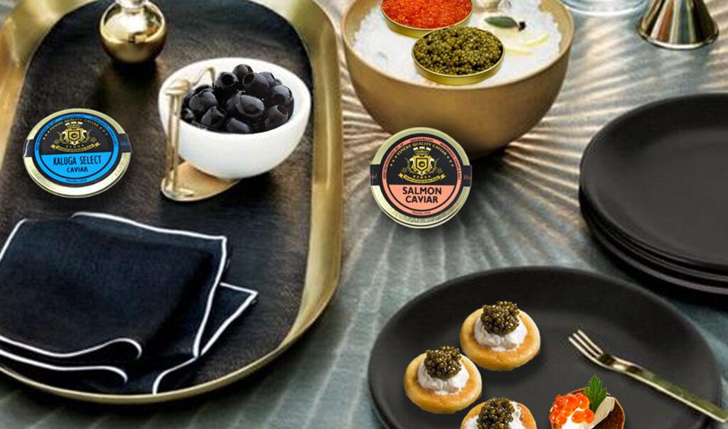 How to accompany and serve Caviar 5 - Caviar Lover