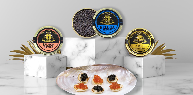 How to accompany and serve Caviar COVER - Caviar Lover