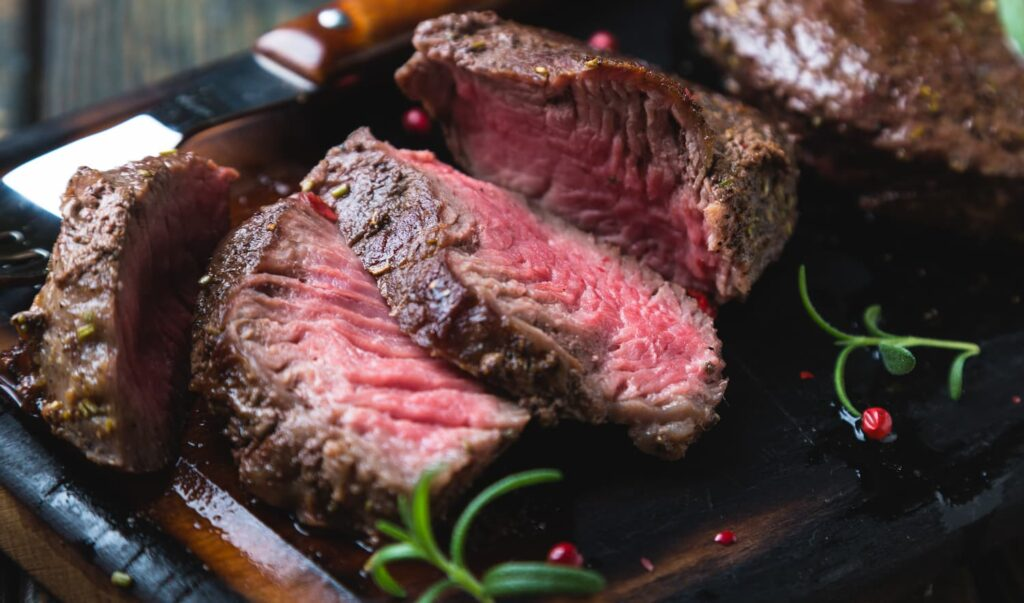 How to cook Grass Fed Beef 1 - Caviar Lover